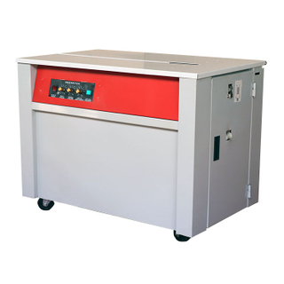 WS-018H HighTable Semi Automatic Carton Strapping Machine