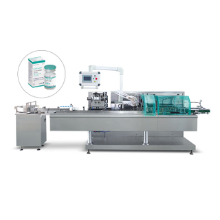 CP120P Automatic Bottle Cartoning Machine